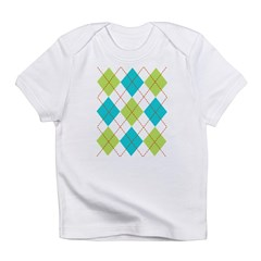 Argyle T-shirt Infant T-Shirt