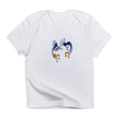 Two Kokopelli #68 Infant T-Shirt