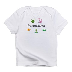 Ryleeosaurus Infant T-Shirt