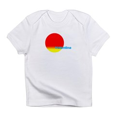 Valentina Infant T-Shirt