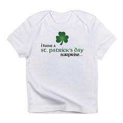 st. patrick's day big brother Infant T-Shirt