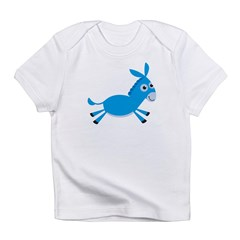 DonkeyObama4dark Infant T-Shirt