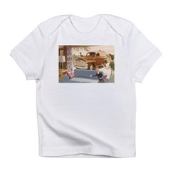 1954 GMC Panel Truck Infant T-Shirt