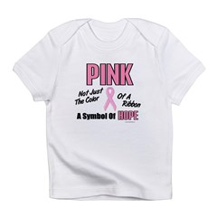 PINK Not Just A Color 3 Infant T-Shirt