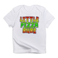 Little Pizza Dude Infant T-Shirt