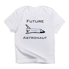 Future Astronau Infant T-Shirt