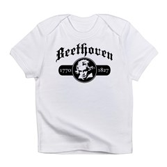 Beethoven Infant T-Shirt