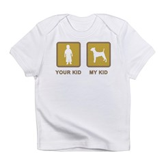 Smooth Fox Terrier Infant T-Shirt