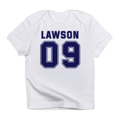 Lawson 09 Infant T-Shirt