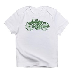Vintage Motorcycle Infant T-Shirt