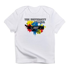 The University of Obama Art D Infant T-Shirt