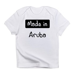 Made in Aruba Infant T-Shirt