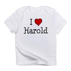 I love Harold Infant T-Shirt