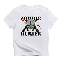 Zombie Hunter Infant T-Shirt
