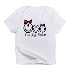 The Big Sister (G,B,G) Infant T-Shirt