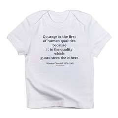 Winston Churchill 3 Infant T-Shirt