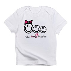 Big Brother (Middle, gbb) Infant T-Shirt