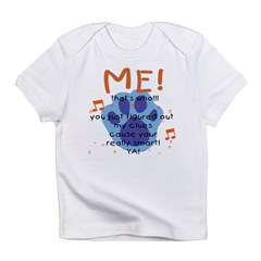 my-blueback Infant T-Shirt