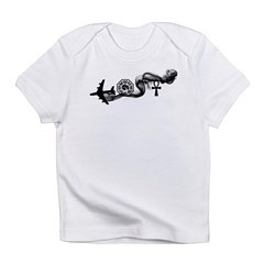 Lost Icons Infant T-Shirt