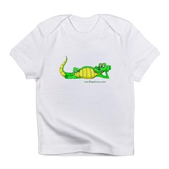 The cool gator Infant T-Shirt