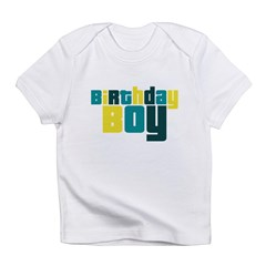 Birthday Boy Infant T-Shirt