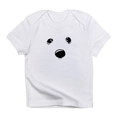 Westie Face Infant T-Shirt