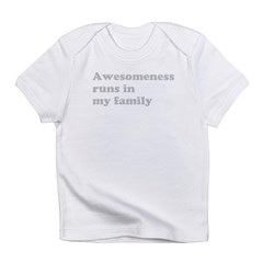 Awesomeness light Infant T-Shirt