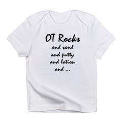 OT Rocks Infant T-Shirt
