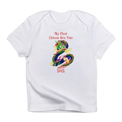 My First Chinese New Year Infant Bodysuit Infant T-Shirt