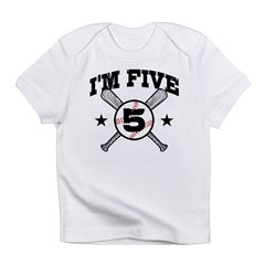 5 Year Old Infant T-Shirt