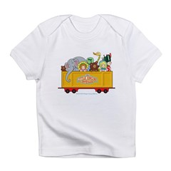 Freight Car Infant T-Shirt