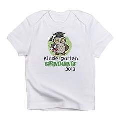 Kindergarten Graduate 2012 - Owl Infant T-Shirt