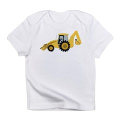 Backhoe Infant T-Shirt