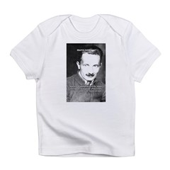 Man / Language: Heidegger Infant Creeper Infant T-Shirt