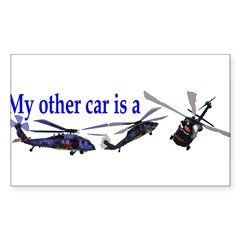 Bumpersticker (21).JPG Sticker (Rectangle)