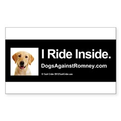 Bumper Sticker (Lab) Sticker (Rectangle)