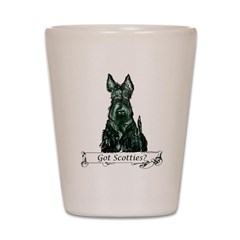 got scotties trans 10x10.png Shot Glass