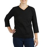 Women's 3/4 Sleeve - Dark