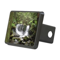 Elph horseshoe Falls,Tasmania Rectangular Hitch Cover