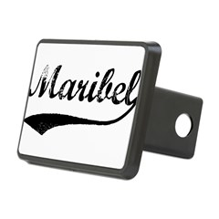 Vintage: Maribel Rectangular Hitch Cover