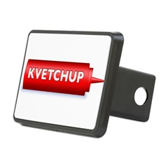 Kvetchup Rectangular Hitch Cover