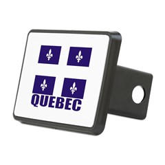Quebec Rectangular Hitch Cover