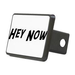 Hey Now Rectangular Hitch Cover