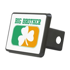 BIG BROTHER (Irish) Rectangular Hitch Cover