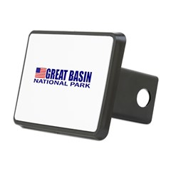 Great Basin National Park Rectangular Hitch Cover