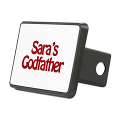 Sara's Godfather Rectangular Hitch Cover