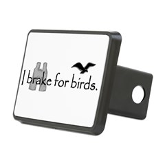 birding Rectangular Hitch Cover