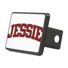 JESSIE Design Rectangular Hitch Cover