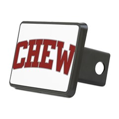 CHEW Design Rectangular Hitch Cover