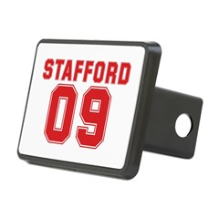 STAFFORD 09 Rectangular Hitch Cover